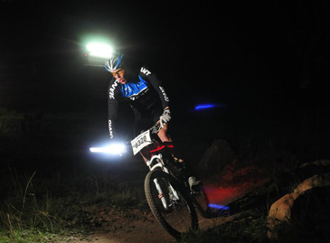 Radical-Lights fastest night lap scott 24hr