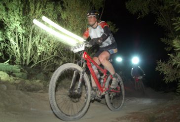 radical powerful LED bike cycle lights